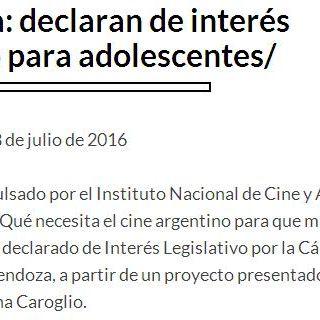 SENADO MENDOCINO_INCAA