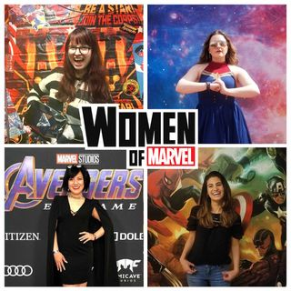 Fandom and Community: A Women of Marvel Roundtable