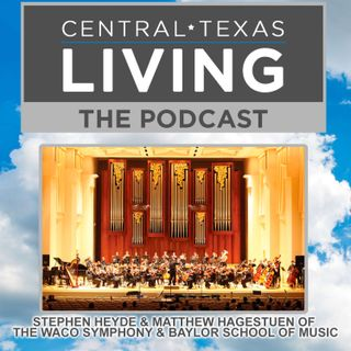 Stephen Heyde & Matthew Hagestuen of the Waco Symphony & Baylor School of Music