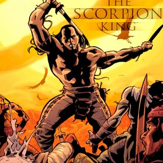 All of the the Scorpion King Movies....Kind of...