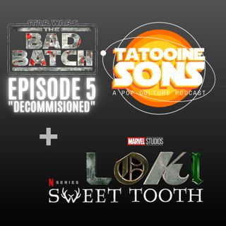 """The Bad Batch Season 1 Episode 6 """"Decommissioned """" Reaction"""