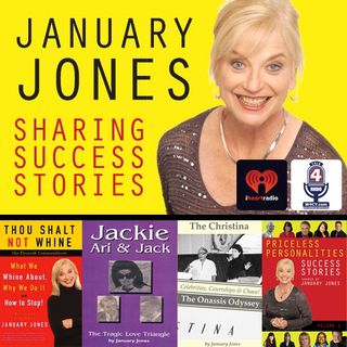 January Jones-Write Your Book-T. Sneed