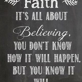 Episode 126: Recipe for Success- Faith/Optimism