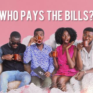 WHO PAYS THE BILLS? ( THE 50/50 RULE) - TEA WITH LONDON so1 eo2