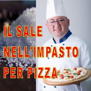 #26 - IL SALE nell'Impasto per PIZZA #1
