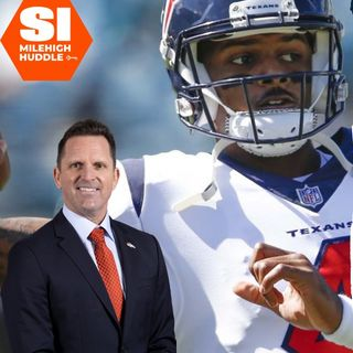 HU #630: PFF Proposes Tectonic Draft Trade Including Broncos-Watson | w/ Dylan Von Arx