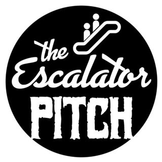 EPISODE ZERO: The Escalator Pitch Podcast - Show Trailer