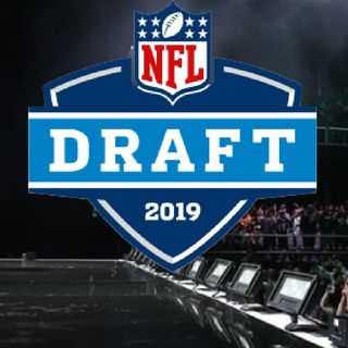 The Richard Smith Show DRAFT DAY 1 Chiefs Mock Draft