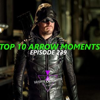 Top 10 Arrow Moments