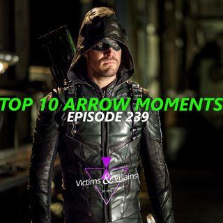 Top 10 Arrow Moments