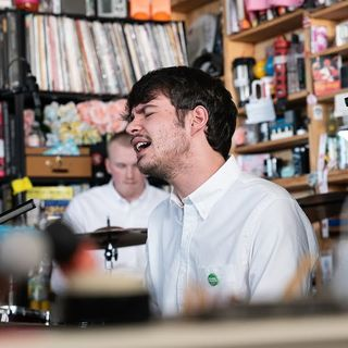 Rex Orange County - Acoustic Live at NPR Music Tiny Desk Concert | Full Concert | Extended Set
