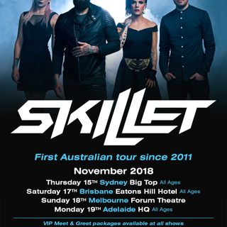 The Return Of SKILLET
