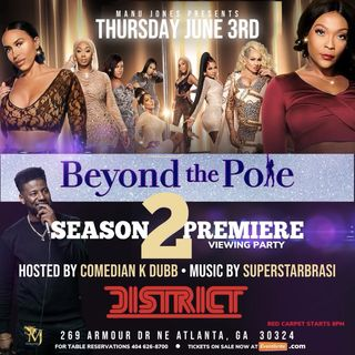 WE tv Beyond the Pole former dancers speak on what to expect June 3rd on Season 2