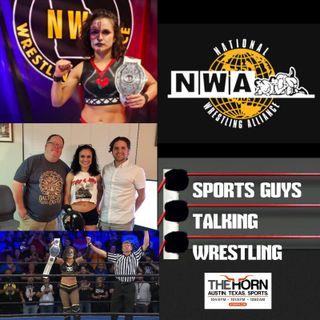 Thunder Rosa NWA 4-28-2020