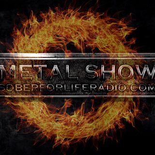 Rescheduled Live Metal Show Presented by soberforliferadio.com