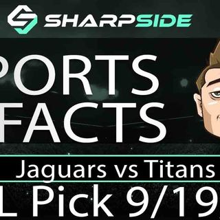 FREE NFL Thursday Night Betting Pick - Titans vs Jaguars