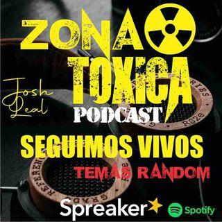 EPISODIO #10 T2 SEGUIMOS VIVOS -