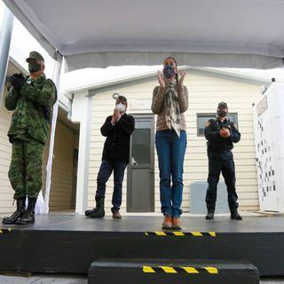 Inaugura Sheinbaum, primer cuartel de la Guardia Nacional
