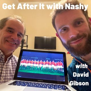 Episode 68 - Rugby - with pitch side photographer David Gibson