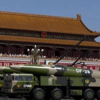 Episode 5 - China Could Overwhelm U.S Military In Asia