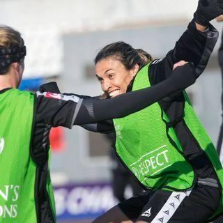 "FC Rosengård – ""First we take the allsvenskan, then we take Berlin"""