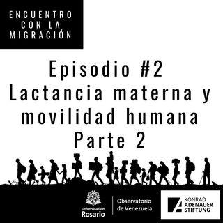 Lactancia materna y movilidad humana 2