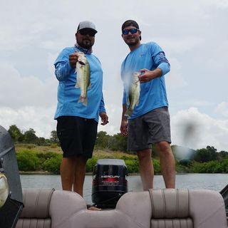 Robert Garcia - Fishing for Bass in Texas