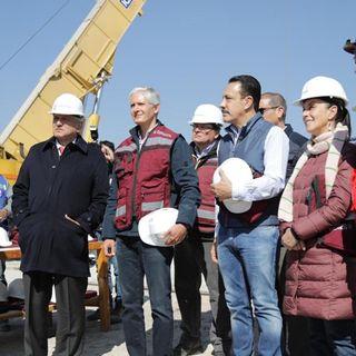 Inauguran Túnel Emisor Oriente