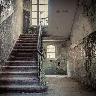 Hospital abandonado de Huelva