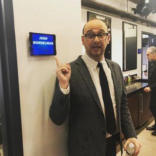 Comedian Josh Gondelman's Modern Seinfeld Twitter Boom