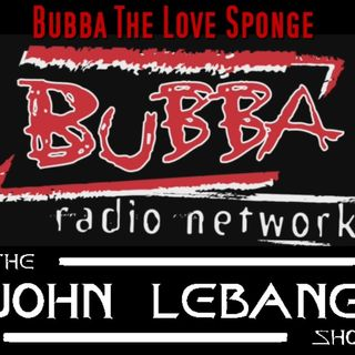 THE JOHN LEBANG SHOW EPISODE 208 Bubba Radio Army, North Korea, Russia & Lost Laptop