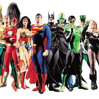 La Mesa de los Idiotas #001 Superhéroes