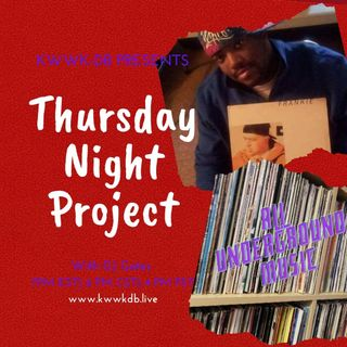 Now Playing: The Thursday night project on KWWK-DB  with @DJGATES