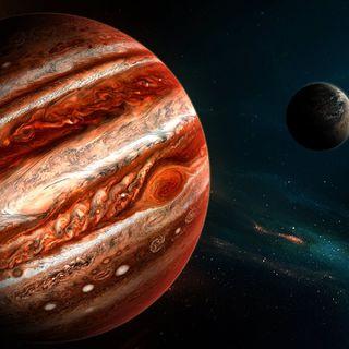 كوكب المشتري يعود الى برج الدلو حتى نهاية العام 2021