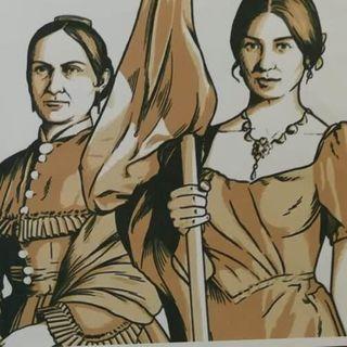 BRUJERES 12 SEP 2019 Mujeres que nos dieron Matria