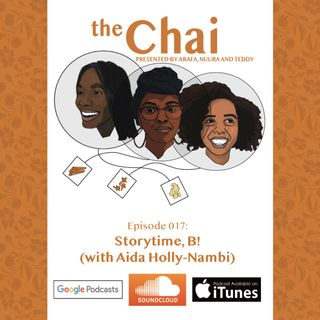 017: Storytime, B! (with Aida Holly-Nambi)