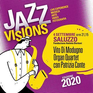 Jazz Visions 2020 - Intervista a Luigi Martinale