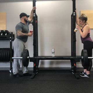 Episode 3 Basic Bitches & Barbells: Coach Jessie Buckley