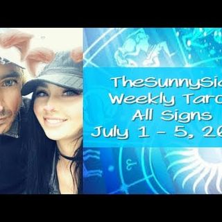 Weekly Tarot Readings ! All Signs ! July 1 - 5, 2019 Live @8pm