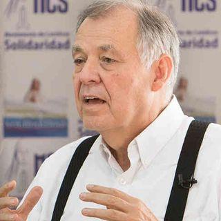 María Jimena Duzán entrevista a Alejandro Ordóñez, candidato presidencial del partido conservador a la Consulta por Colombia
