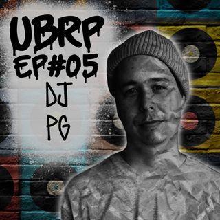 UBRP #05 DJ PG (Elo Da Corrente)