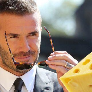 Beckham, cheese and powerful women