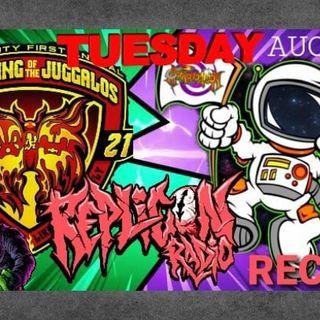 Gathering of the Juggalos / Astronomicon 2021 Recap show - Replicon Radio 8/24/21
