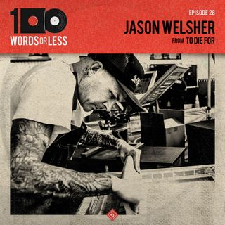 Jason Welsher from To Die For Clothing