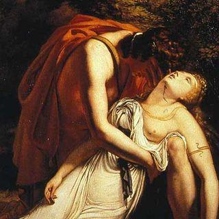 Figuras trágicas de la mitología