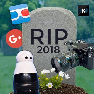The tech that didn't make it to 2019