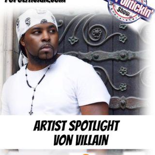 Artist Spotlight - Von Villain | @Von_Villain