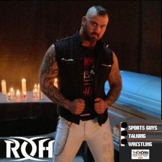Sledge ROH Aug 6 2020