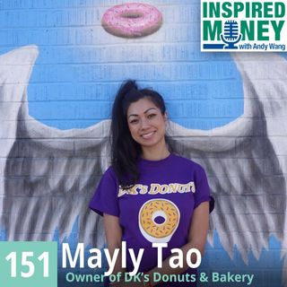 Creating a Sweet Legacy and Giving Back with Donut Princess Mayly Tao