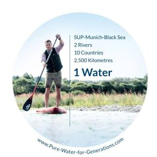 Ep.12 (English): 2467km - Paddling from Munich to the Black Sea for clean water